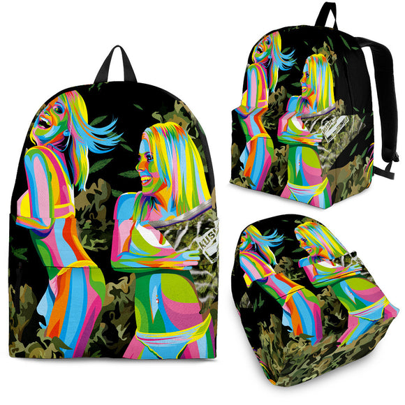Pillow Fight Backpack