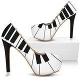 The Astoria Pianist Pumps Heels