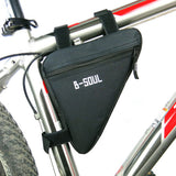Multicolor Waterproof Triangular Cycling Pouches- Bags (FREE plus Shipping)