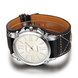 Luxury Leather Quartz Women Watch