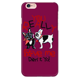 Royal Chase iPhone Case