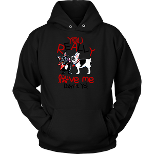 Tees Fur Pug ( Hoodies)