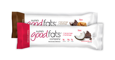 Good Fats Healthy Bar