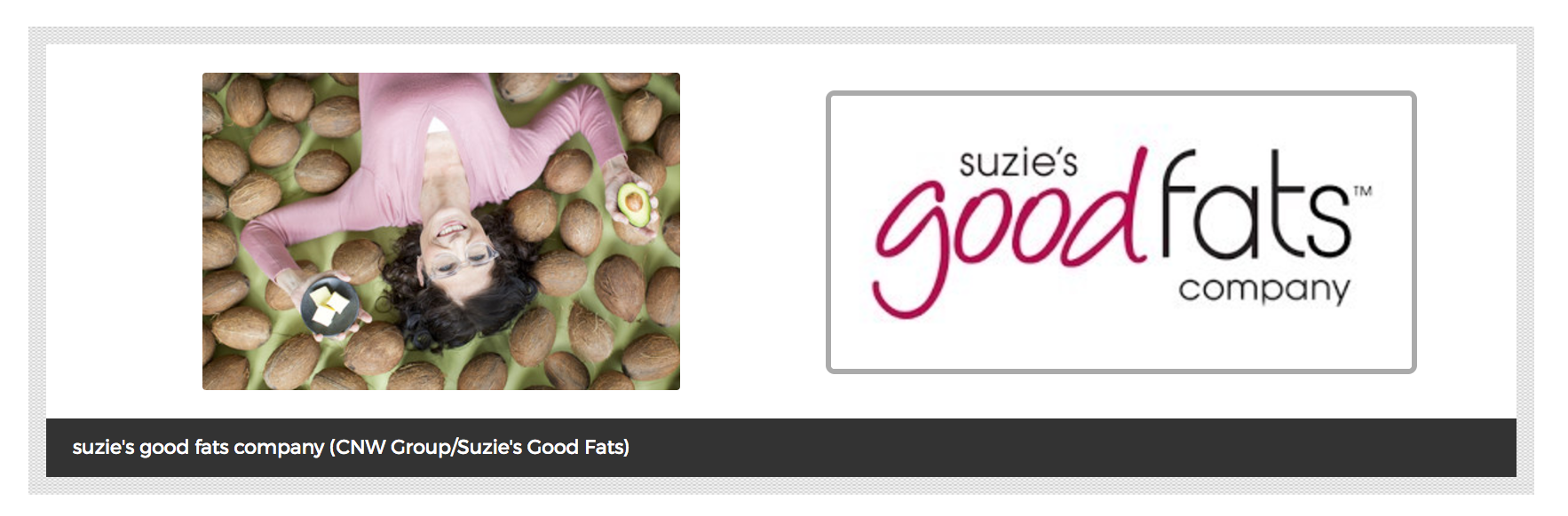 Suzie's Good Fat Bars