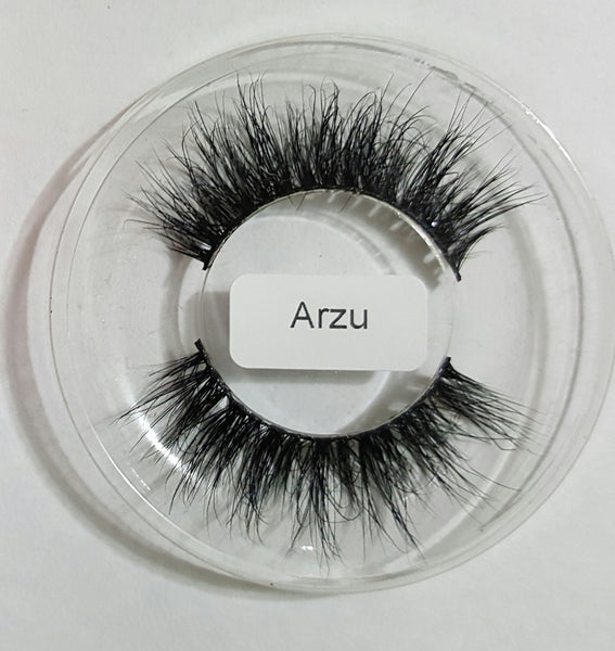 Mirror and You 3D mink lashes (Arzu)