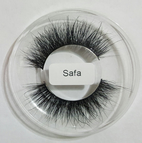 Mirror and You 3d mink lashes (Safa)