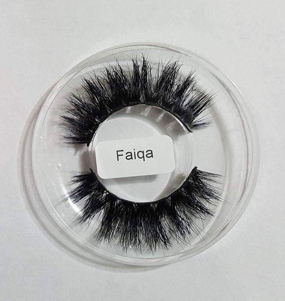 Mirror and You 3D mink lashes (Faiqa)