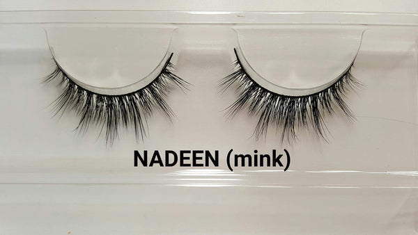 Mirror and You mink lashes (NADEEN)