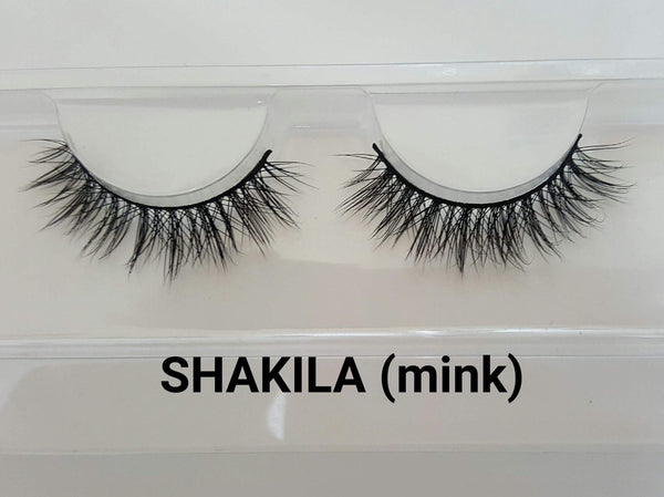 Mirror and You lashes (SHAKILA)