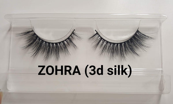 Mirror and you lashes (ZOHRA)