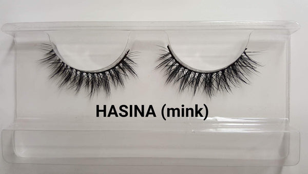 Mirror and you lashes (Hasina)