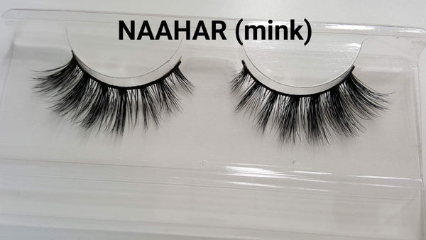 Mirror and You lashes (Naahar)
