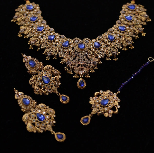 Mahin necklace set