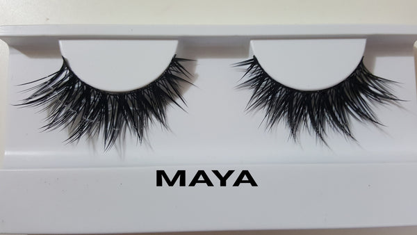 Mirror and You lashes  (MAYA)