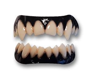 Dental Distortions: Darkness Veneers (Black Gumline)