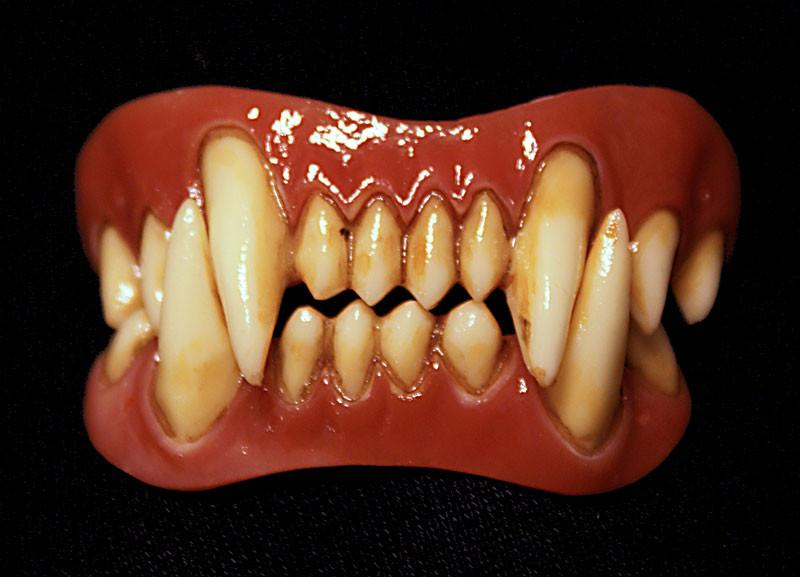 Dental Distortions: Wolfen Veneers