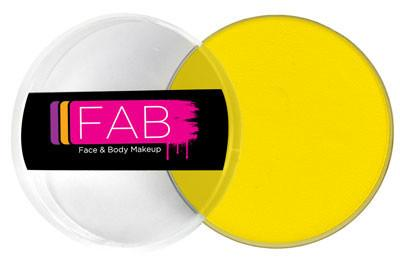 FAB Aquacolor Yellow