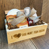 I Love You More Than Bacon Gift Set, Bacon Soap Gift