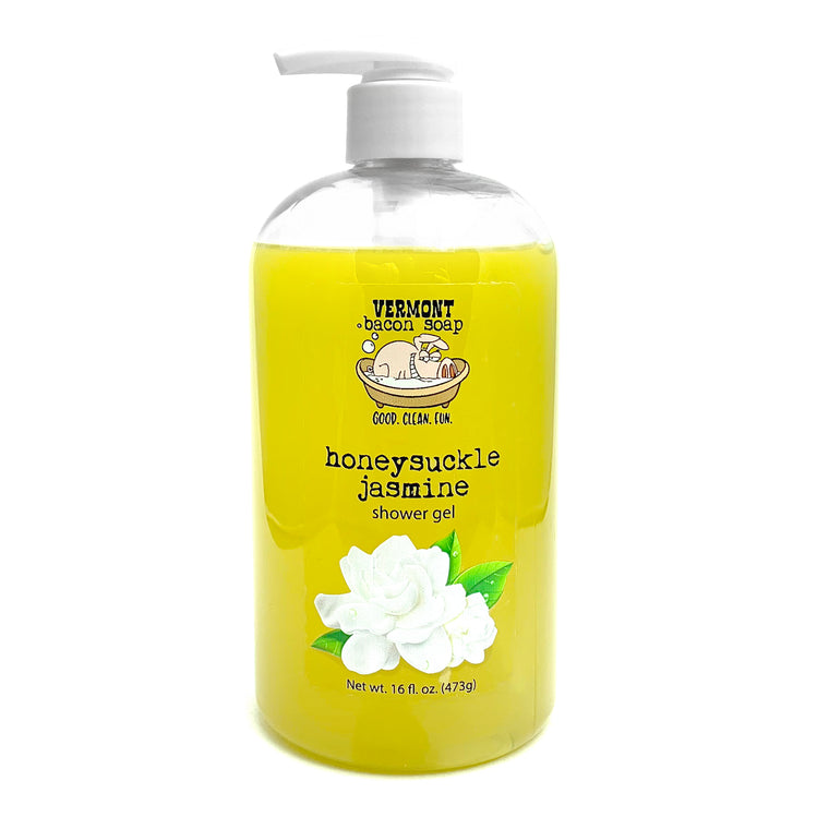 Honeysuckle Jasmine Shower Gel