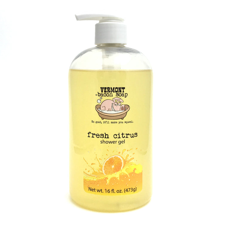 Fresh Citrus Shower Gel