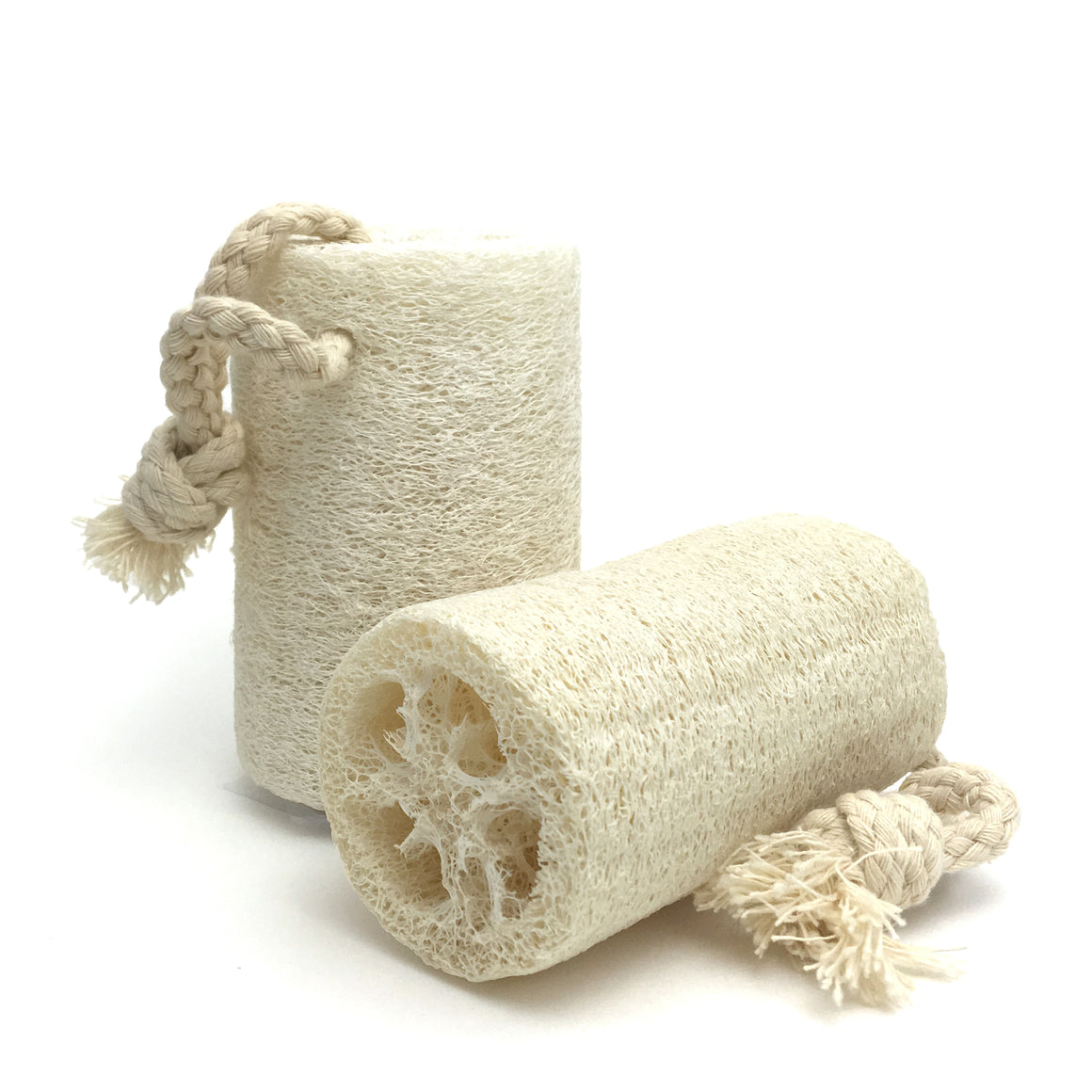 Natural Loofah, Shower Scrub
