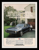 "1972 AMC Javelin Car Ad ""Sporty""-Original-Stills Of Time"