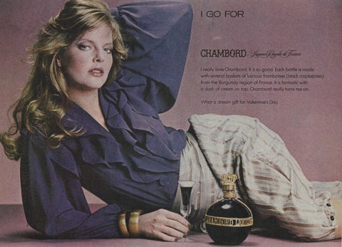 "1980 Chambord Liqueur Ad ""Dream Gift""-Original-Stills Of Time"