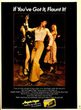"1978 Angels Flight Bell Bottom Pants Ad ""Disco Man: Flaunt""-Original-Stills Of Time"