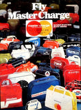"1972 Master Charge Credit Card Ad ""Trave Airline Bags""-Original-Stills Of Time"