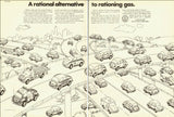 "1973 VW Beetle Bug Ad ""Cartoon Art City""-Original-Stills Of Time"