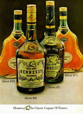 "1974 Hennessy Cognac Ad ""France""-Original-Stills Of Time"