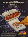 1979 Scrabble Sensor Electronic Word Game Ad-Original-Stills Of Time