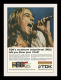 "1973 TDK Cassette Tapes Ad ""Ian Lloyd: Stories Band""-Original-Stills Of Time"