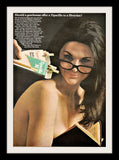 "1967 Tiparillo Cigar Ad ""Sexy Librarian""-Original-Stills Of Time"