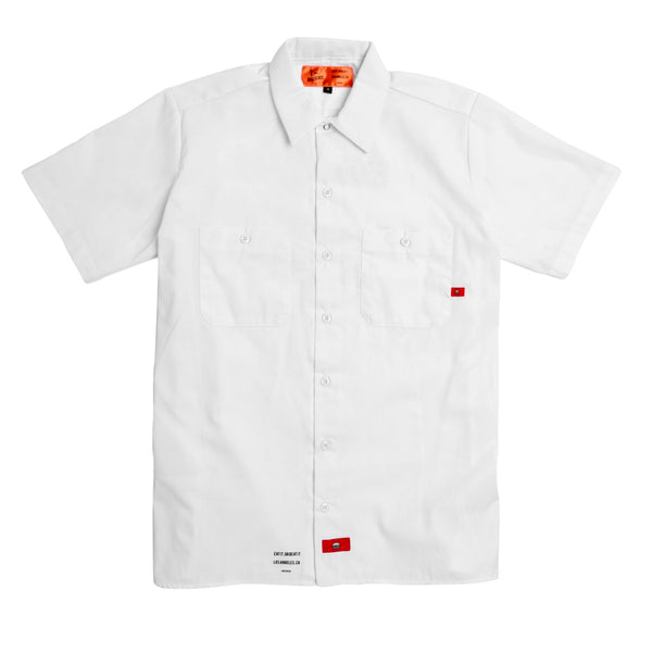 White Uniform Shirt