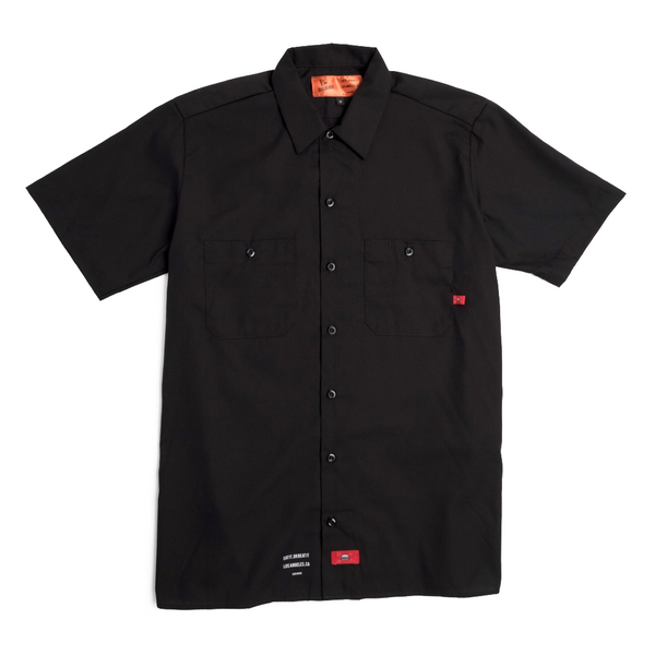 Black Uniform Shirt