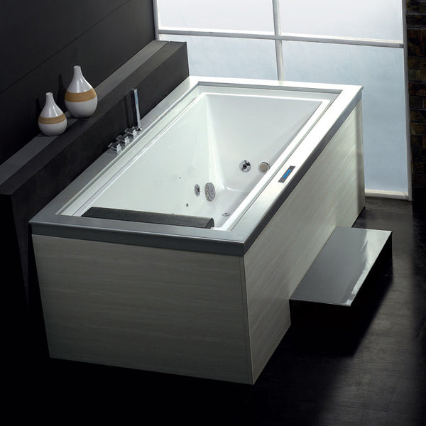 Ariel Platinum AM146 Whirlpool Bathtub