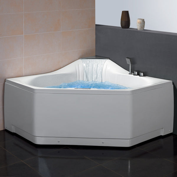 Ariel Platinum AM168 Whirlpool Bathtub