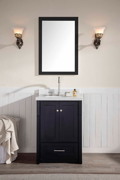 "Ariel Adams 25"" Single Sink Vanity"