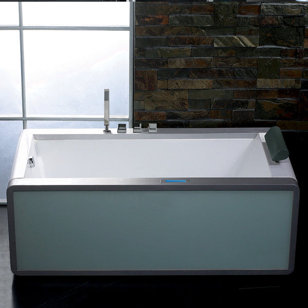Ariel Platinum AM151 Whirlpool Bathtub