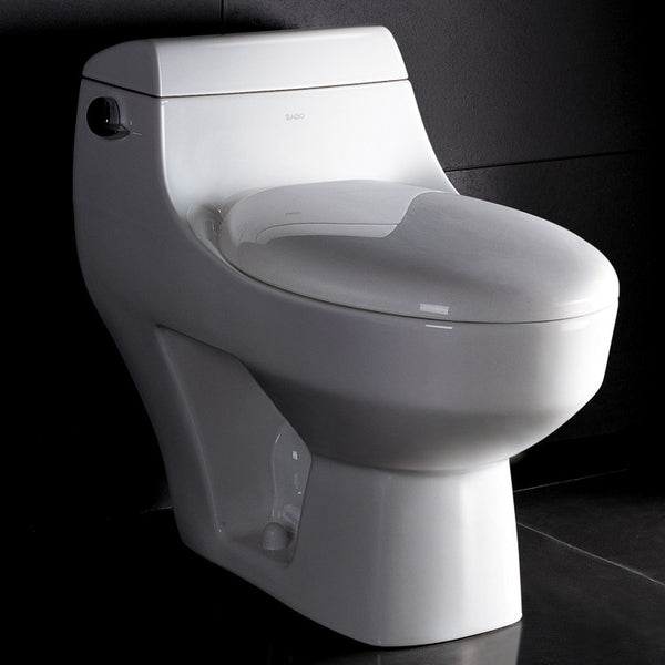 Ariel Platinum Athena One Piece White Toilet