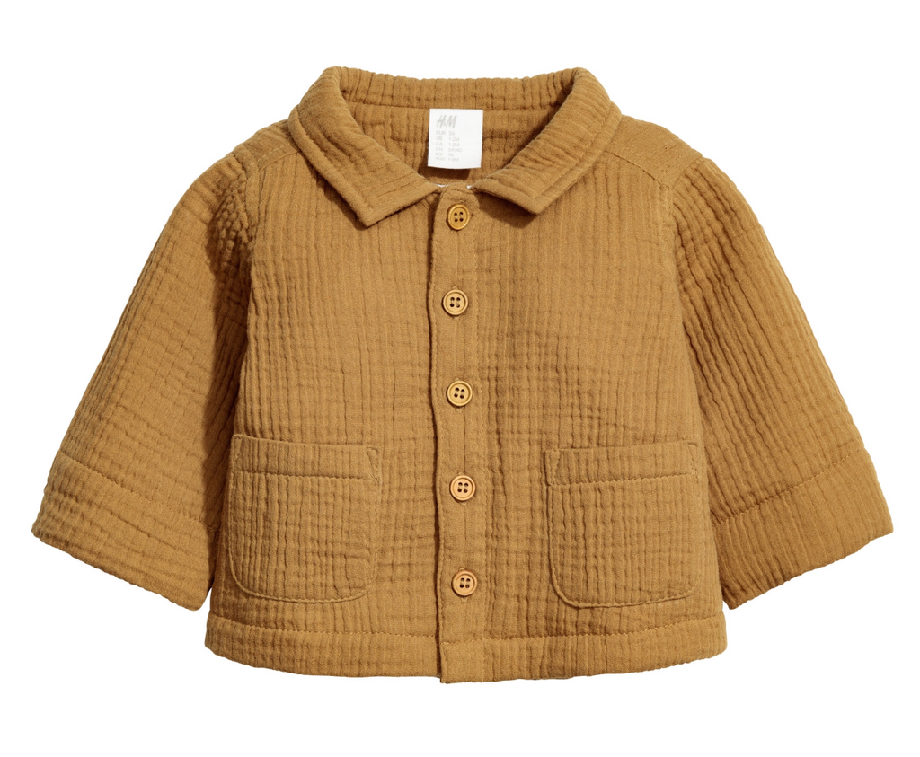 Double Weave Cotton Jacket