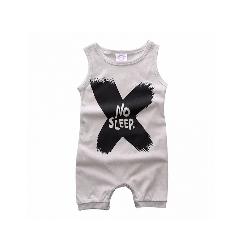 No Sleep Bodysuit