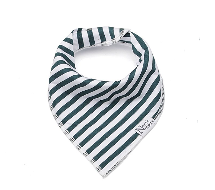 Striped Nautical Bib