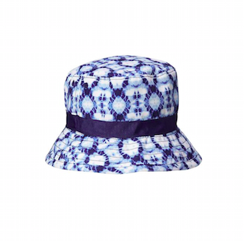 Blue Swim Hat