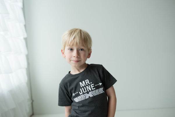 Mr. June T-shirt