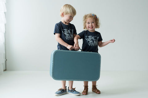 Tiny Traveler T-shirt