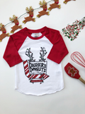 Dasher's Donut Raglan