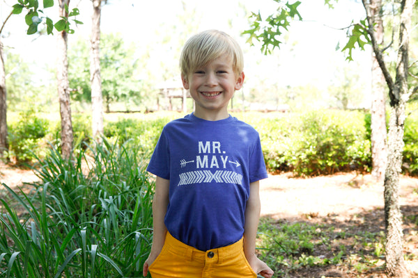 Mr. May T-shirt