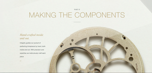 Making the Components